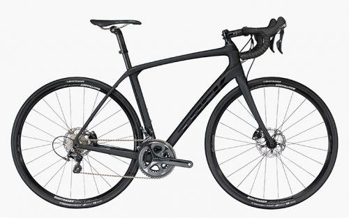 Trek - Domane SLR 6 Disc Matte/Gloss Trek Black