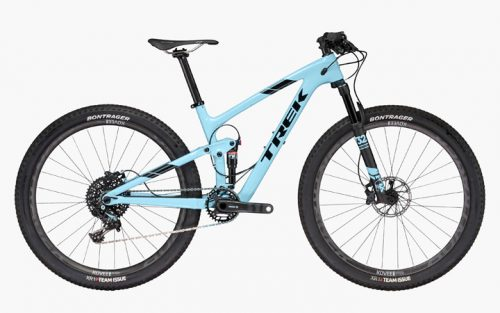 Trek - Top Fuel 9.8 SL da donna